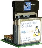 Compact Flash Computer